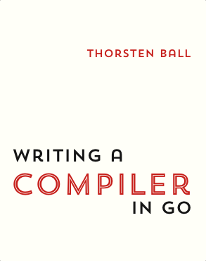 Cover of Writing A Compiler In Go